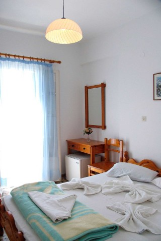 accommodation aegeon pension cozy room