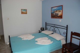 accommodation aegeon pension double room