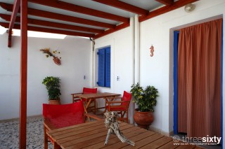 facilities aegeon pension in amorgos